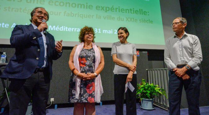 Conférence sur les nouveaux moteurs économiques à Sète